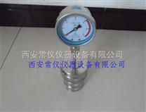 加压力表聚四氟乙烯水热合成反应釜