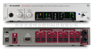 M-AUDIO ProFire Lightbridge 34进36出火线数字音频卡