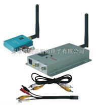 2.4G 800mw 便携式无线音视频传输设备
