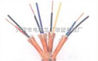 铜带屏蔽阻燃控制电缆   ZR-KVVP2